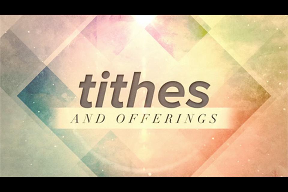 Tithe Offering Gospel City Giving Platform